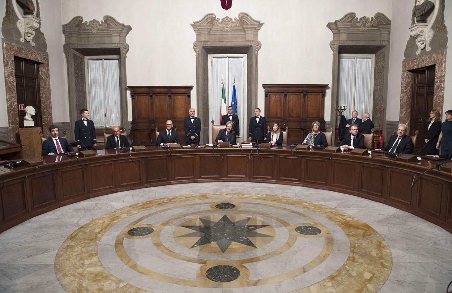 Verso Consiglio ministri, su tavolo nomine Consob e Esercito