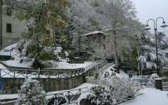 Maltempo, codice arancione: neve in arrivo in Toscana. Anche in zone collinari