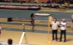 Padova: Larissa, figlia di Fiona May, record nel pentathlon. Salta 6,12 m in lungo (video)