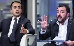Manovra: governo alla ricerca dell'intsa con l'Ue. Ma Di Maio vuole reddito subito. Salvini frena