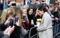 Londra, nozze reali: peonie e rose bianche per Harry e Megan il 19 maggio al castello di Windsor