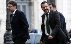 Governo, Salvini: «Una figura terza a capo dell'esecutivo? Se condivide il programma non lo escludo». E spunta un nome: Casellati
