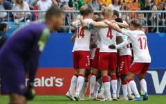 Mondiali 2018: Danimarca bloccata (1-1) dall'Australia. Che segna su riore concesso dal Var