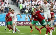 Mondiali 2018: l'Iran, a sorpresa, batte il Marocco (1-0)