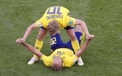Mondiali 2018: clamoroso, la Svezia (dopo l'Italia) batte il Messico (3-0) ed elimina la Germania