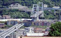 Ponte di Genova, Toninelli: «Affidamento diretto a Fincantieri». Venerdì' il decreto