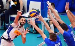 Milano volley: Italia battuta dalla Russia (4-2), ma era già entrata nella final six