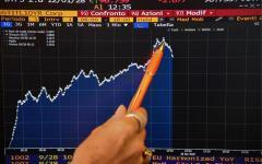 Borse: spread risale a 310. Salvini, solo manovre di speculatori