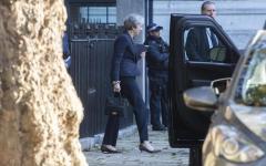 Brexit: May, accordo con la ue fatto al 95%