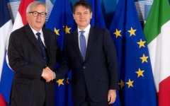 Manovra: Conte, a Bruxelles cena con Juncker, poi riunione sulla Brexit