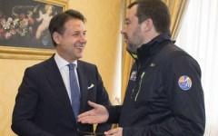 Salvini e Conte: per il Governo non cambia nulla dopo le elezioni Abruzzesi