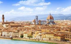 Firenze: monumenti spenti per l'ora della terra: sabato 30 marzo