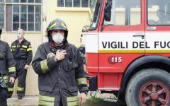 Arezzo: muore cadendo in una cisterna di gasolio a Cortona