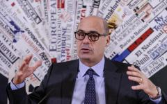 Europee: Zingaretti, prevedo il Pd oltre il 20%