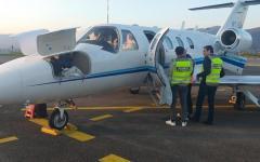 Firenze: sequestrato aereo Cessna da un milione di euro. L'accusa, evasi diritti di confine