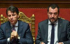 Rubli alla Lega: Conte conferma piena fiducia in Salvini