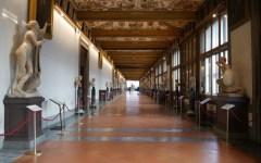 Gallerie degli Uffizi: boom di visitatori nei primi 4 mesi (+12,3%), pari a 1.364.430 presenze