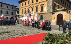 Firenze: celebrato il 245° anniversario della fondazione della Guardia di Finanza