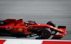 F1 Gp Austria: Leclerc (Ferrari) in pole. Vettel solo nono