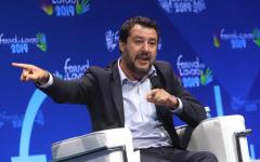 Governo, Salvini shock: «Manovra fiscale d'estate, basta sangue all'Europa»