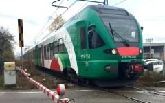 Ferrovia Bologna - Prato: circolazione ferroviaria interrotta per crollo della massicciata