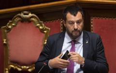Tav, Salvini: «Chi dice no mette a rischio il governo»