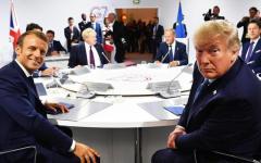 Biarritz G7: arriva a sorpresa il ministro degli esteri iraniano. Spiazzato Trump