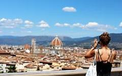Firenze turismo: aumenta il numero di turisti che pernotta in città (+2,6%)