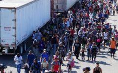 Messico: nuova carovana di migranti procede verso gli Usa