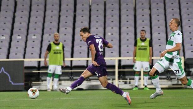 Fiorentina disastrosa: il Sassuolo giganteggia e vince (1-3). Castrovilli e Chiesa inguardabili. Commisso irritato. Pagelle