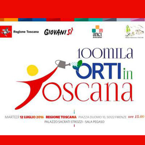 centomila orti in toscana