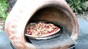 mexican chiminea cooking