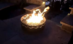 diy fire pit designs