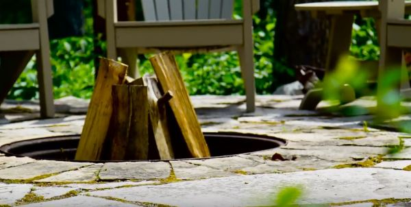 diy outdoor fire pits