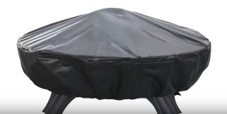 fire pit covers 36 inch