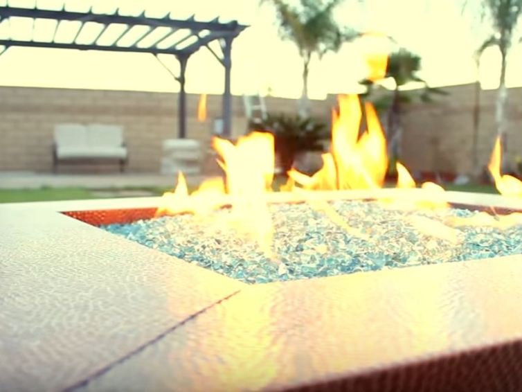 How to choose the fire pit