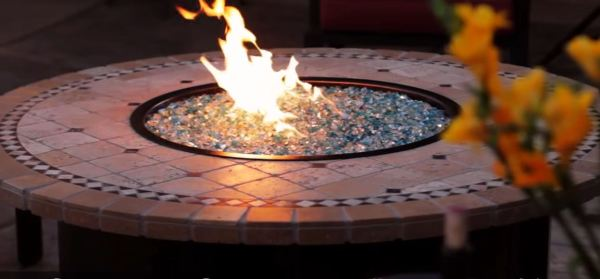 fire pit rings metal