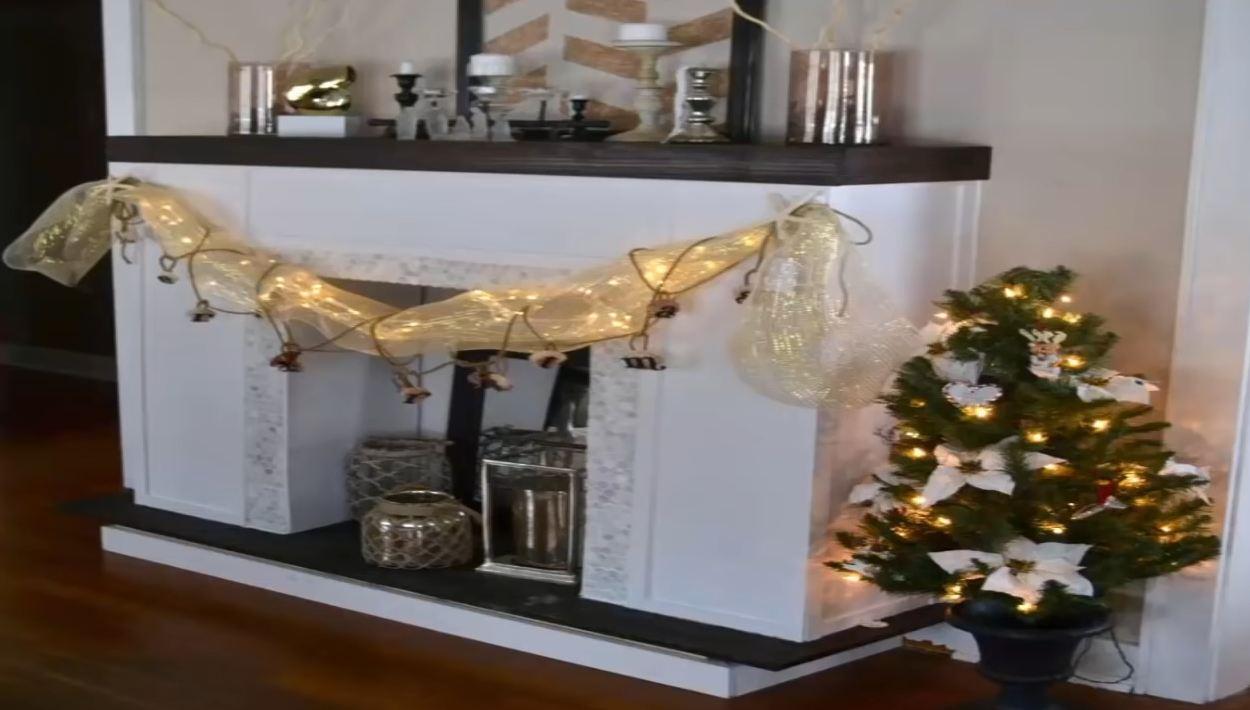 best fake fireplace