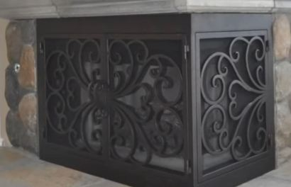 heatilator fireplace doors