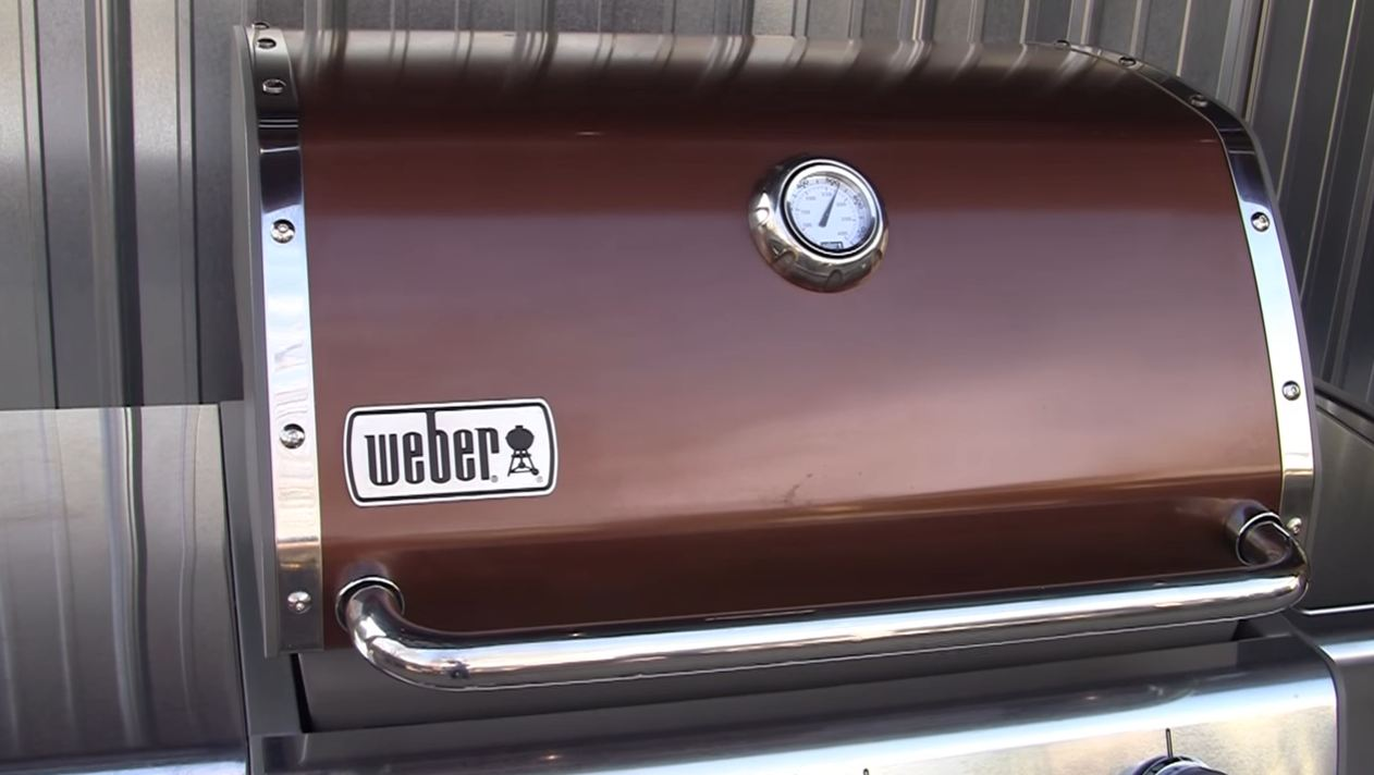 weber gas grill parts