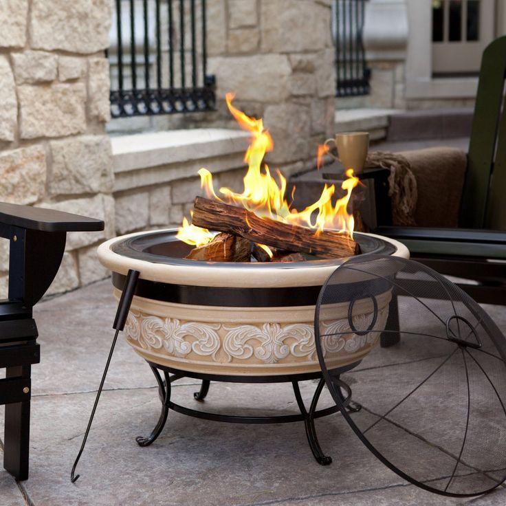Potable fire pits