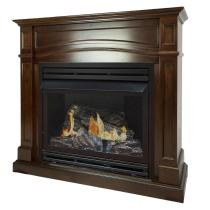 Natural gas fireplace_4