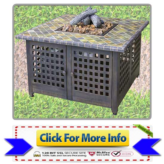 Blue Rhino Fire Pit Gl Replacement Parts Full Size