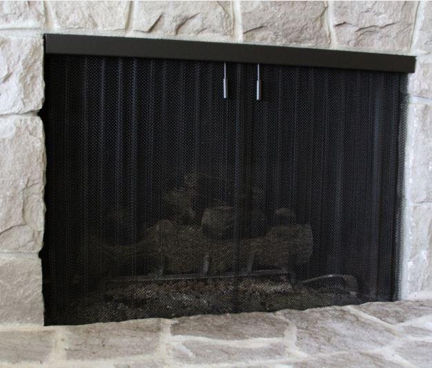 fireplace doors online