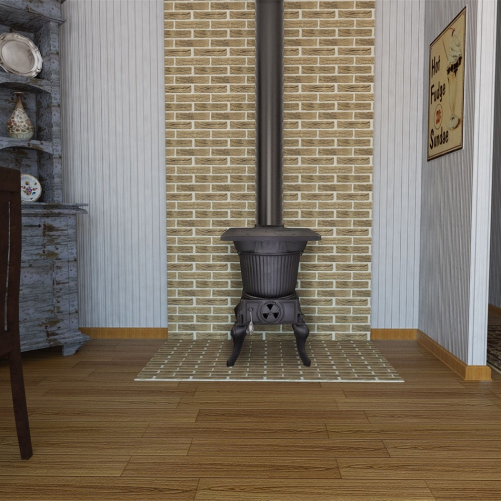 Fireplaceinsert Com Vogelzang Cast Iron Rancher Wood Stove