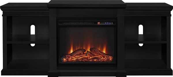 Altra Furniture Manchester TV stand with Fireplace - Review on Users