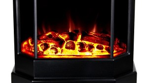 Warm House CMSF-10310 Cleveland Floor Standing Electric Fireplace review