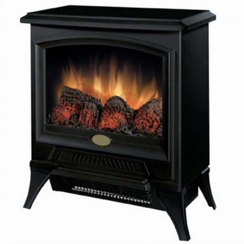 Best Electric fireplace stove reviews -Dimplex CS-12056A Compact Electric Stove
