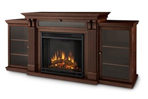 Real Flame 7720E Calie Entertainment Unit Electric Fireplace Review