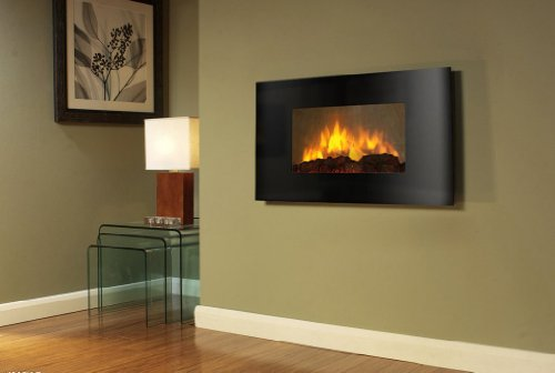 12 Best Wall Mount Electric Fireplace Reviews (Jan. 2018 Updated)